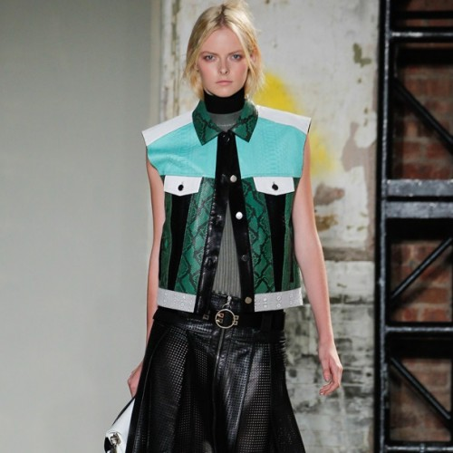 PROENZA SCHOULER READY-TO-WEAR, ВЕСНА-ЛЕТО 2013